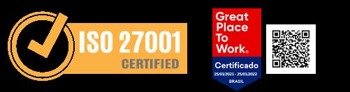 ISO27001 e GPTW
